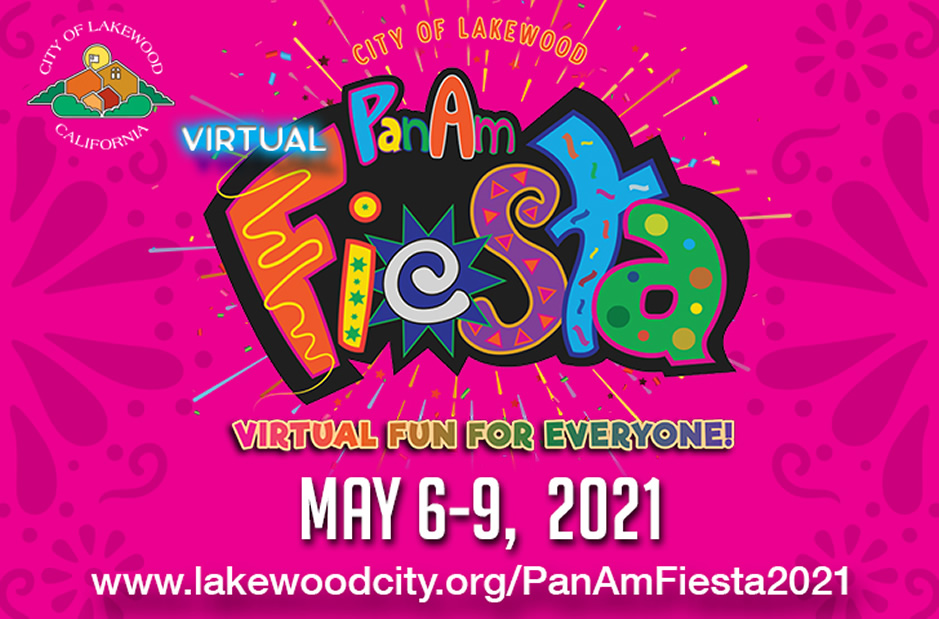 Pan Am Fiesta event flyer