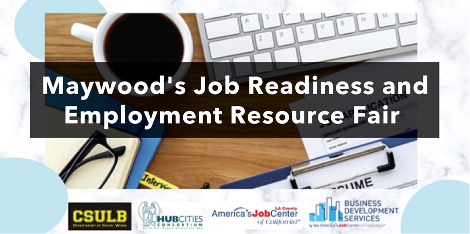 Employment resource fair