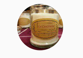 La Candelaria Candles