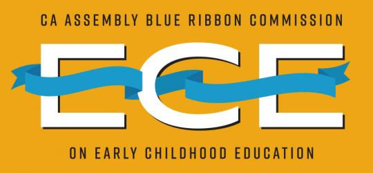 Blue Ribbon Picture assembly blue ribbon commission on early childhood education
