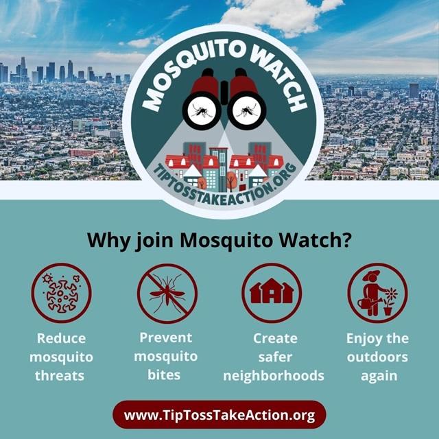 LA County Vector Control District flyer