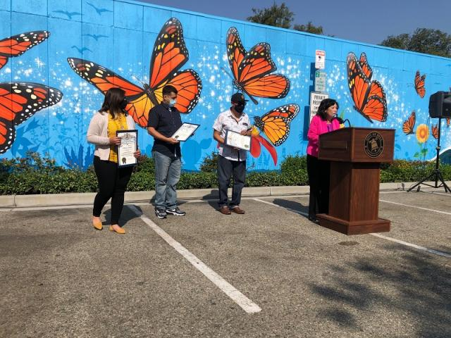 Meet the Artists Behind the Bell Library Mural