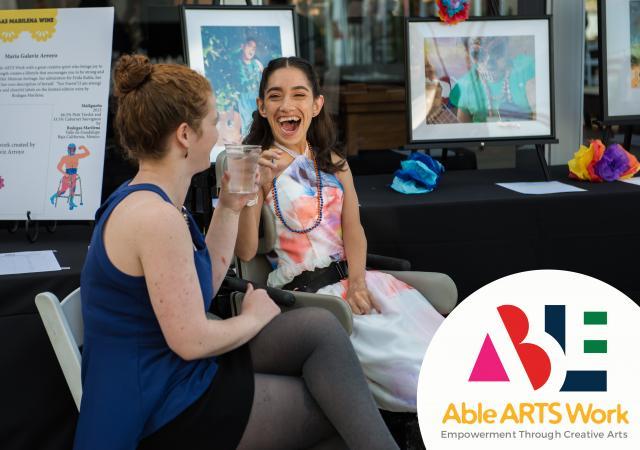 Able ARTS Work Opens Doors