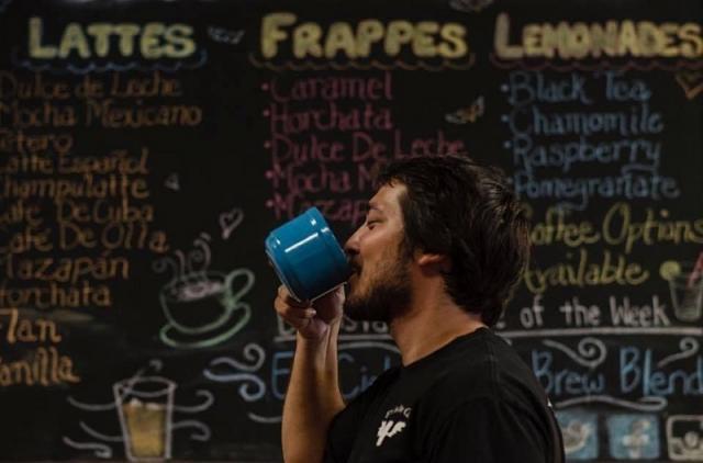 A Farm to Cup Experience: El Cielito Cafe