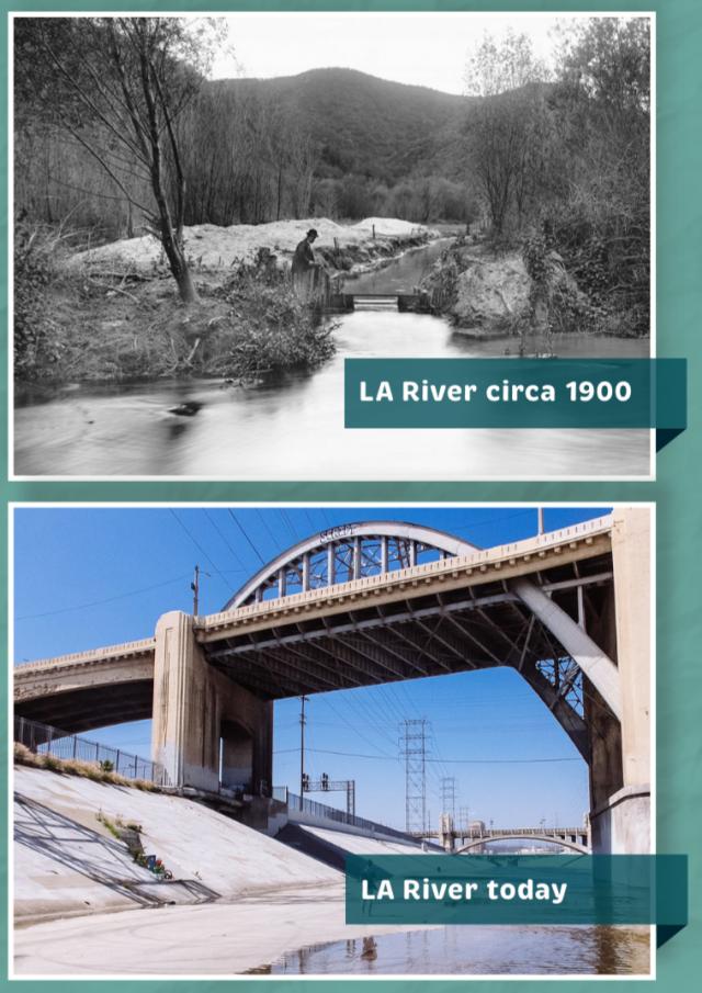 LA River history