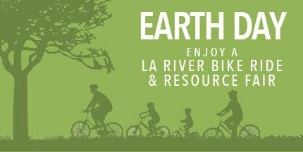 Earth Day - Enjoy a LA River Bike Ride and Resource Fair