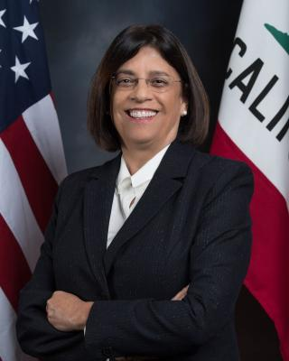 Assemblymember Cecilia Aguiar-Curry